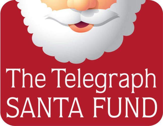 Nashua Telegraph Santa Fund Logo