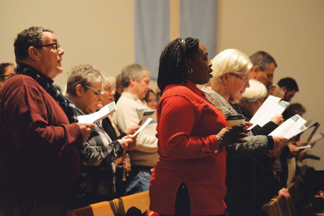 MLK's legacy lives on at Nashua's First Baptist Church