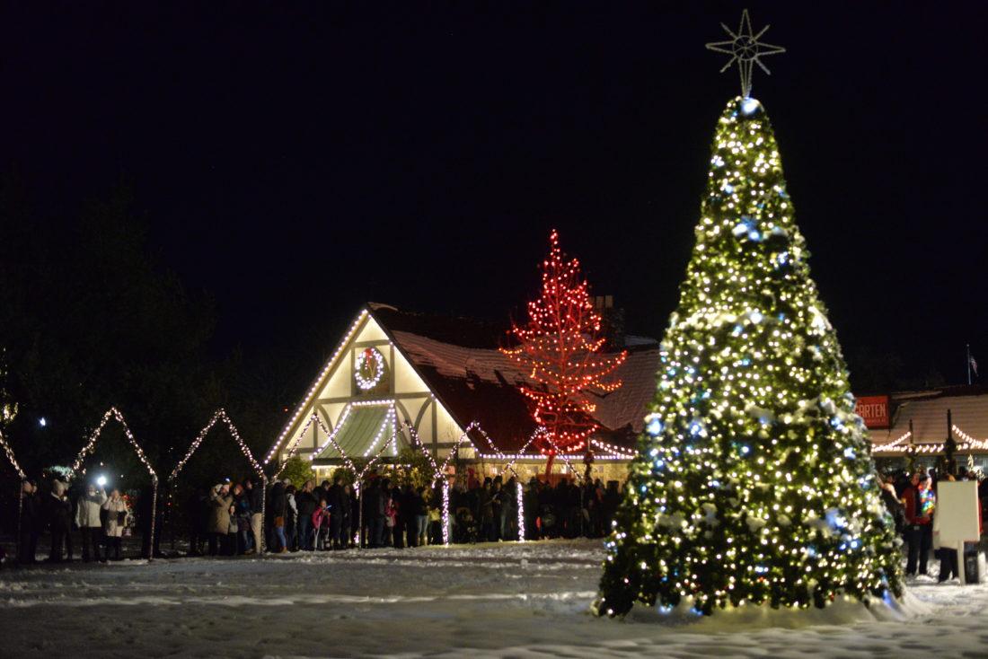 Anheuser Busch Christmas Lights 2019 Brewery Lights Merrimack   News, Sports, Jobs   The Nashua Telegraph