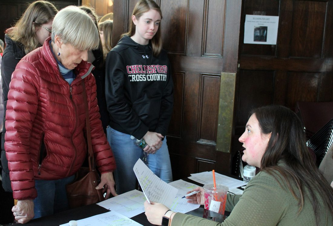 Fortunes & Fun: Readers popular among visitors to 9th annual Psychic