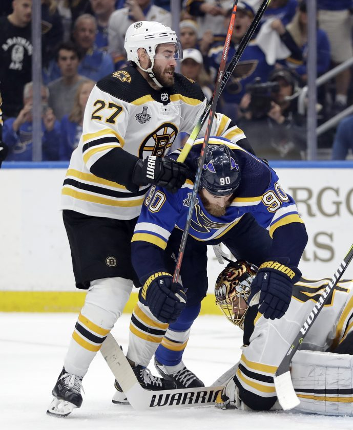 competitive price e280f a0306 Bruins blitz Blues, force Game 7 for Stanley Cup   News ...