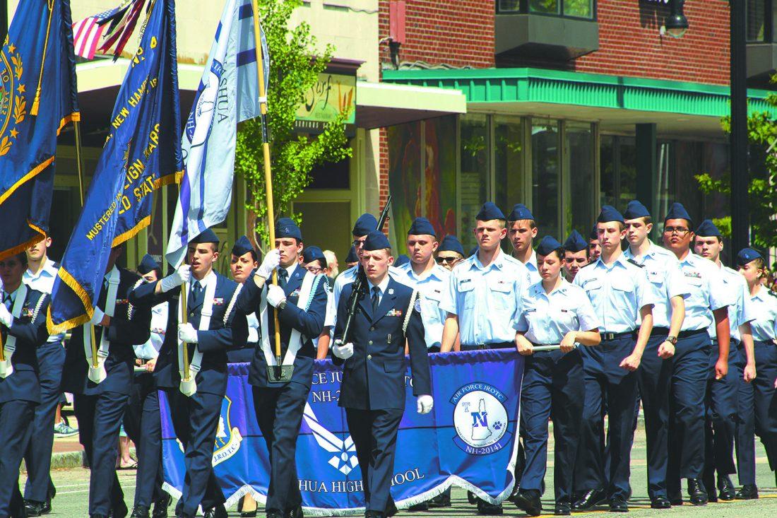 Nashua Cancels This Year S Memorial Day Parade News Sports