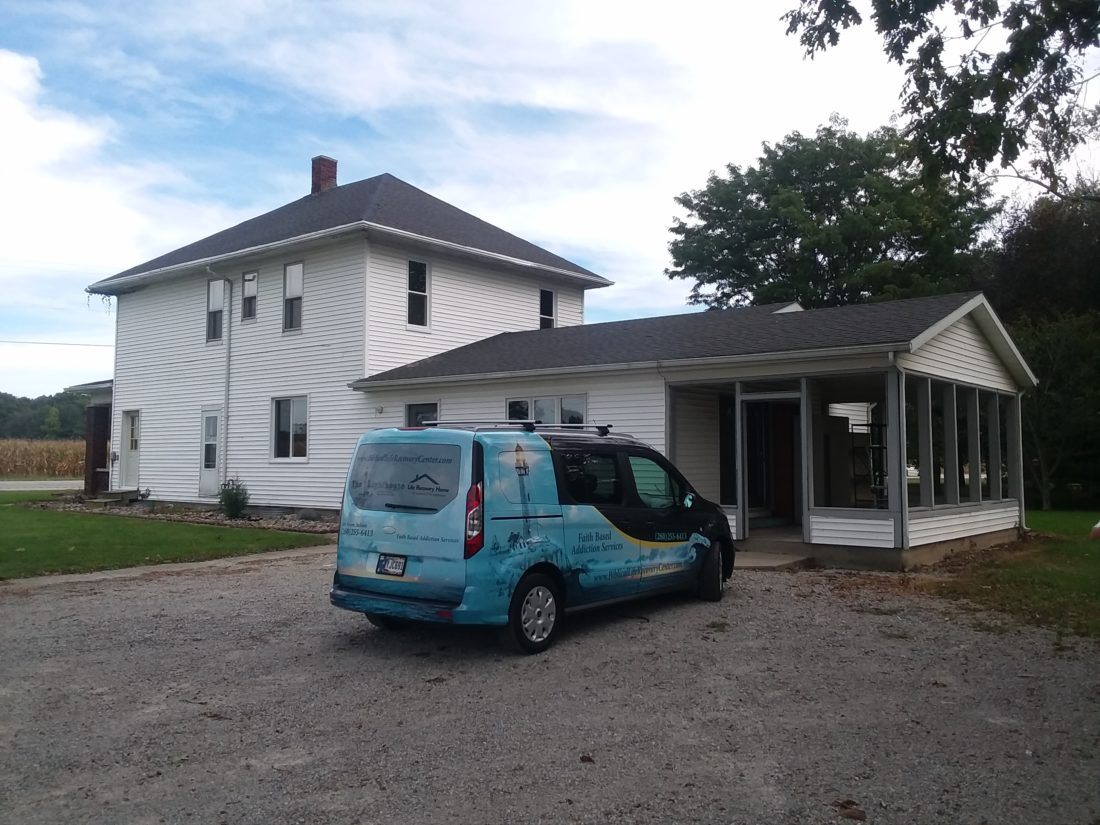 Life Recovery Home program prepares to open second house for men