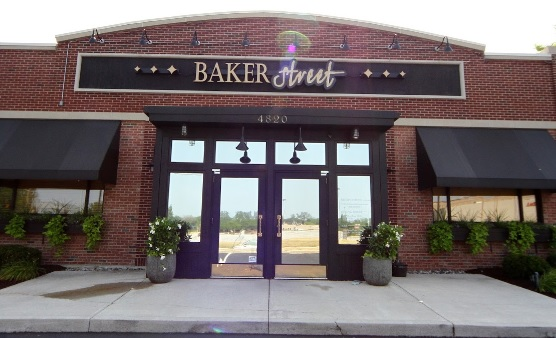 Restaurant Notes extra: Proximo preview menu set at BakerStreet with ...