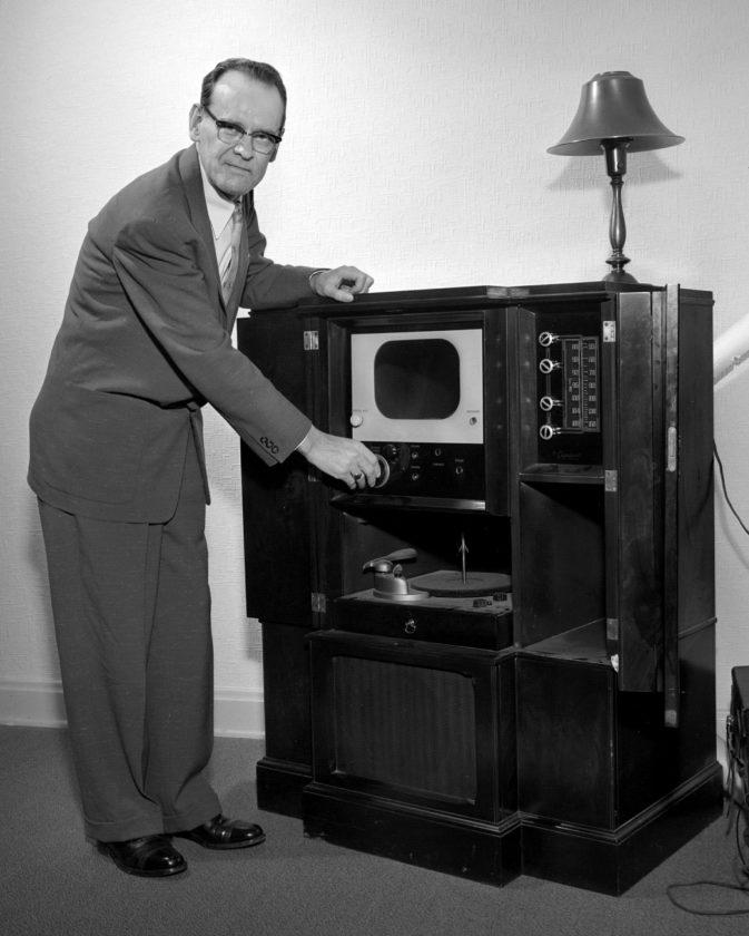 The Company That Invented T: Philo T. Farnsworth: The Burden Of Genius