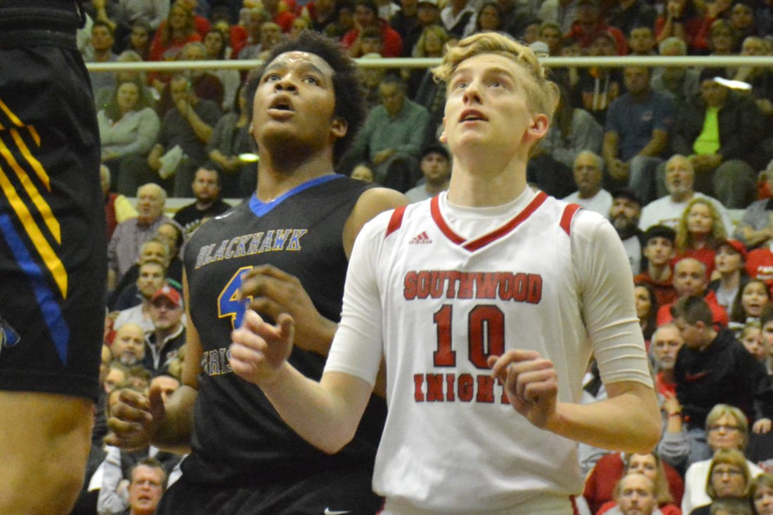 With players performing like Dallas Holmes, Southwood is