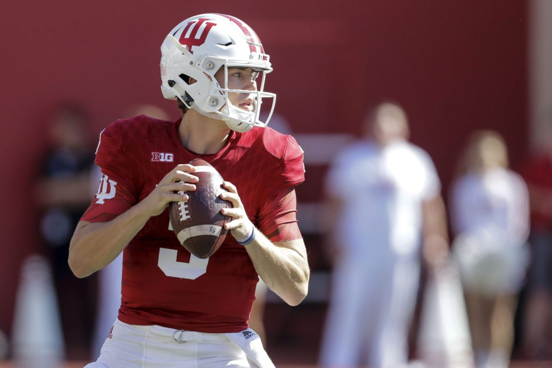 Intriguing Quarterback Battle Underway During Indiana