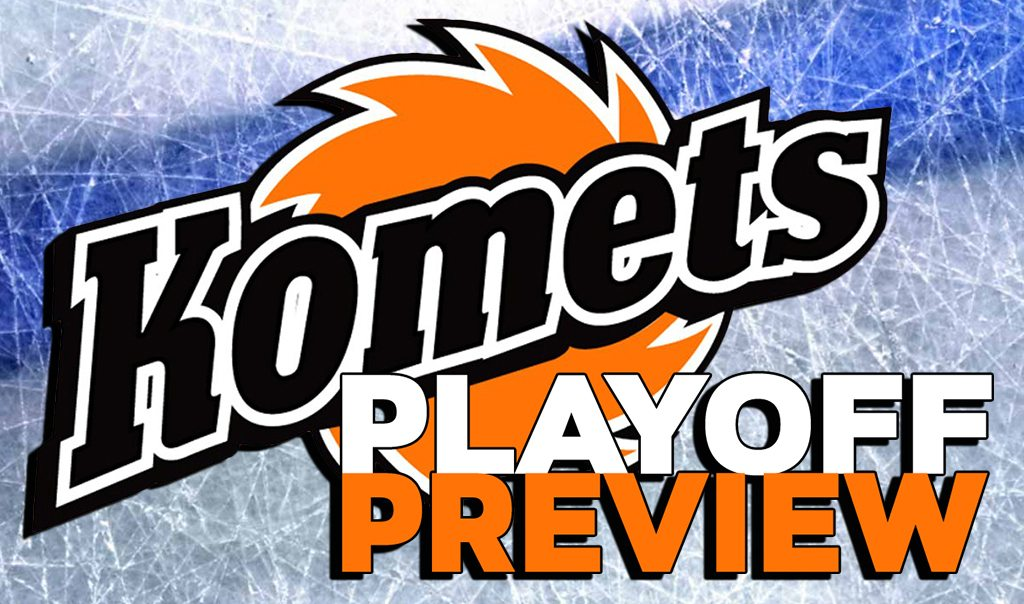 Video Fort Wayne Komets Vs Colorado Eagles Game 6 Preview With