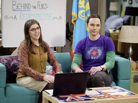 Sheldon alkaa dating Amy