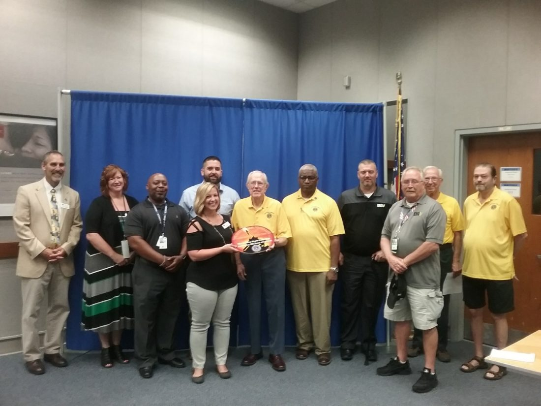 Anthony Wayne Lions Club helps veterans, their families