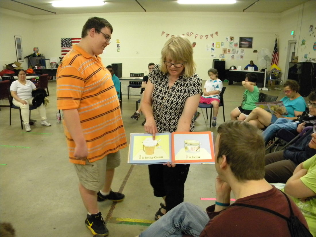 Adult story time a rewarding chapter for Fort Wayne