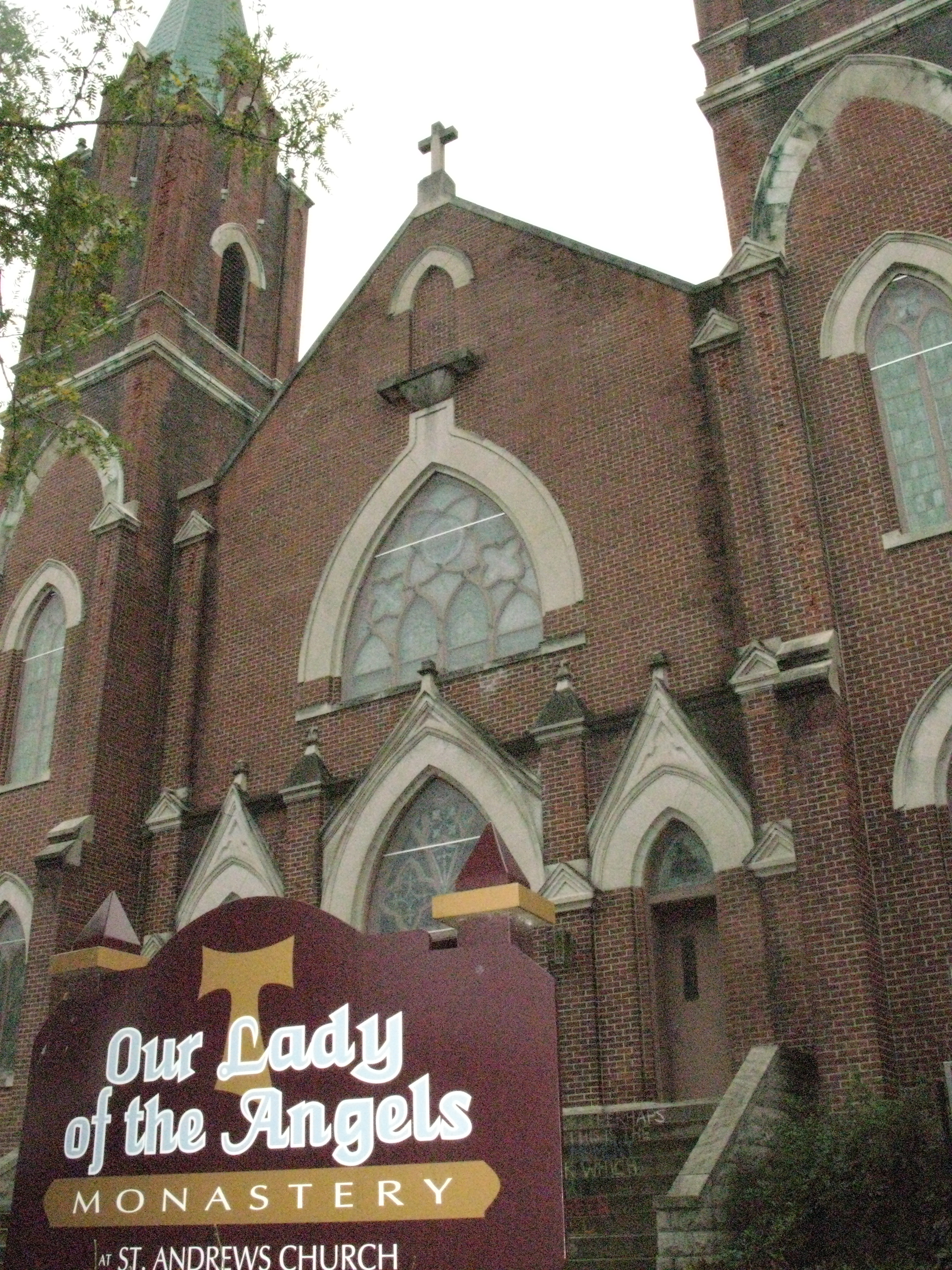 St. Andrew's Catholic Church a victim of time, change, expense — and, soon, ...