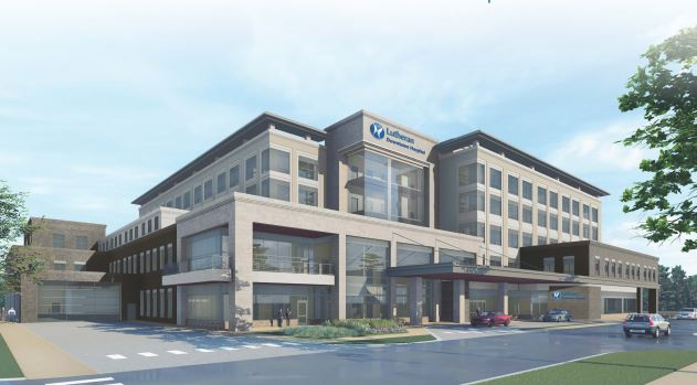 Final design of new 'Lutheran Downtown' hospital released