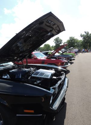 Ford Fort Wayne >> Ivy Tech Fort Wayne To Host Ford Mustang Show July 20