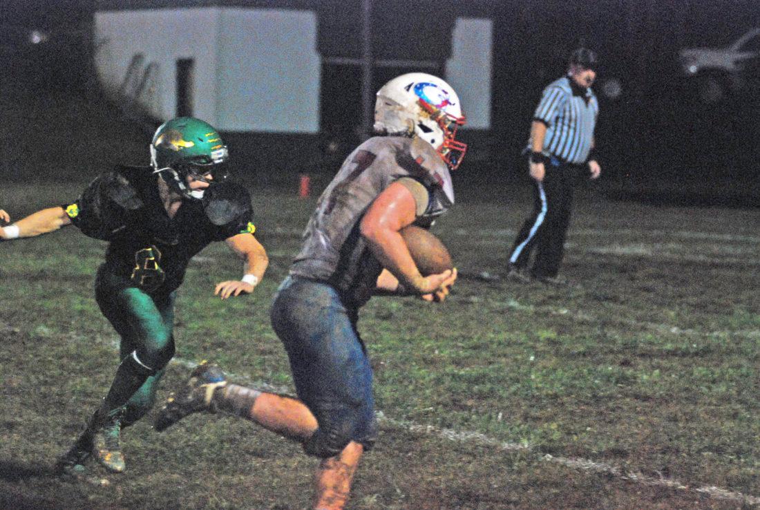 Gilmer County Titans edge Doddridge County, 20-7 | News