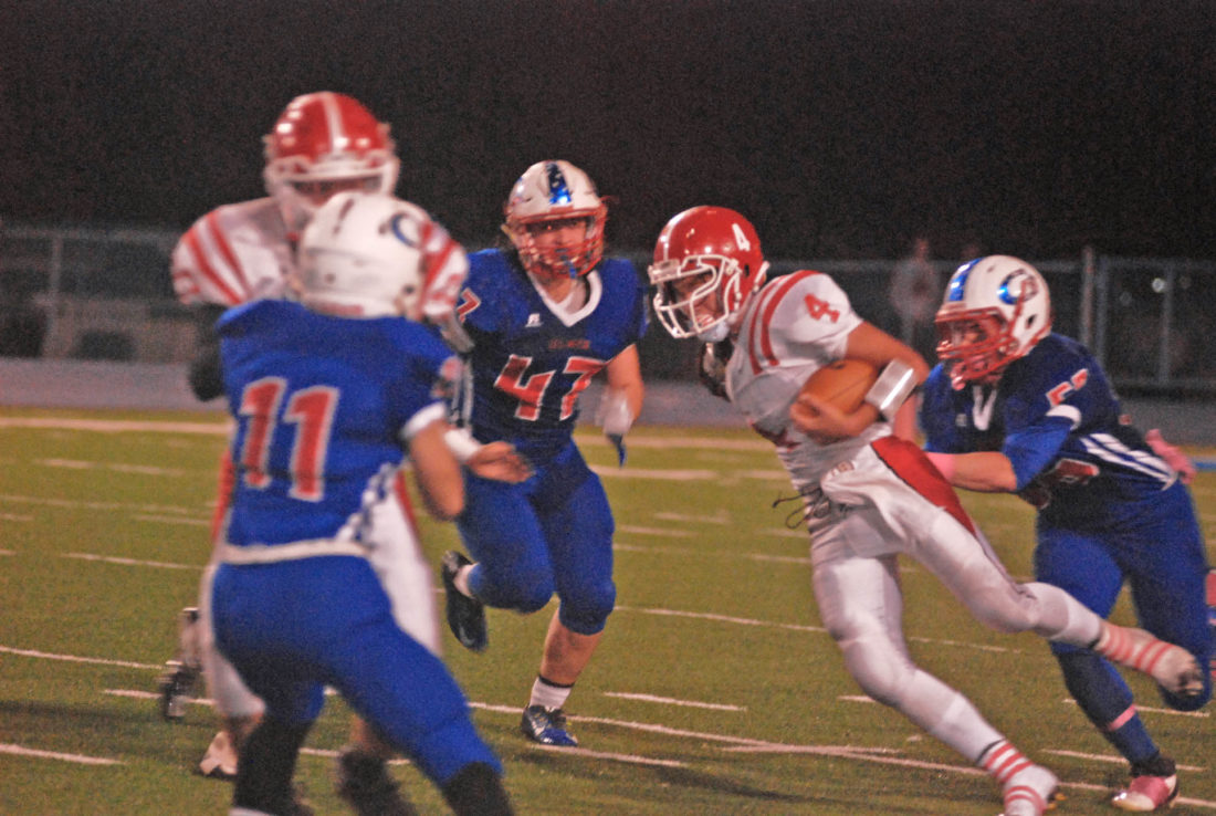 High school football roundup | News, Sports, Jobs - News and