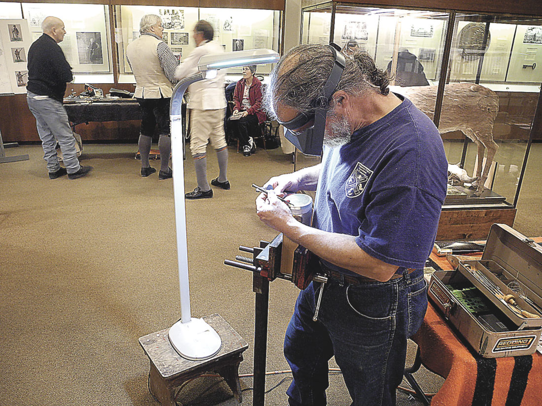 Gunmakers to hold show at Campus Martius Museum in Marietta