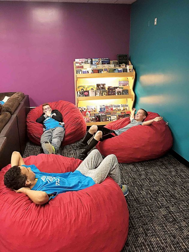 Boys and Girls club unveils renovated teen room | News ...