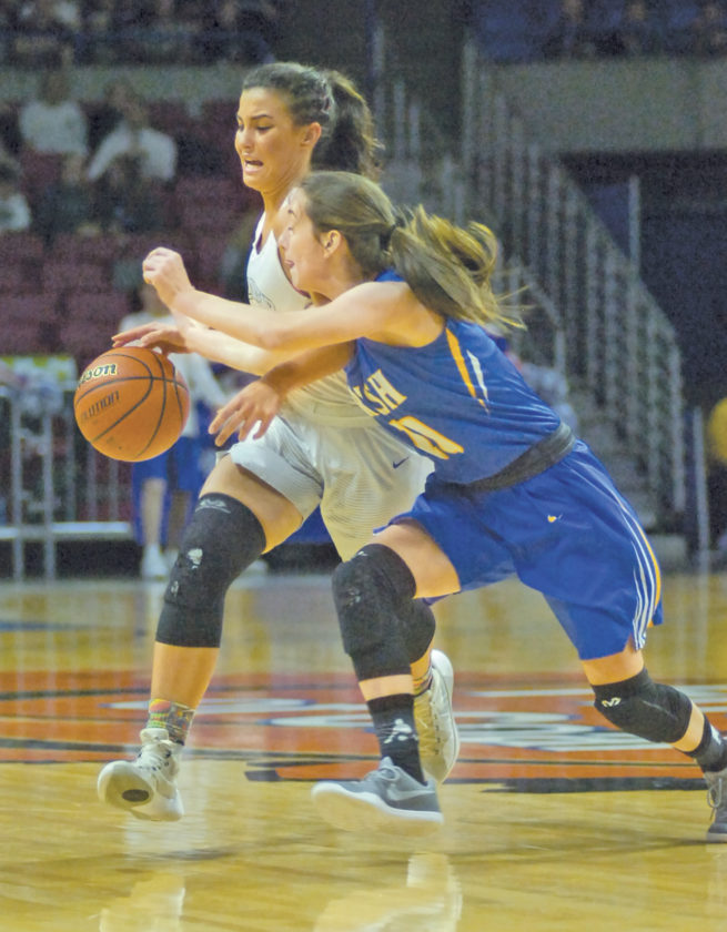 Defending champs Gilmer girls fall in opening round | News