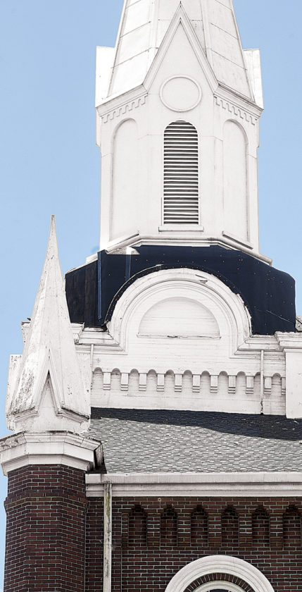 First Baptist Church getting steeple makeover | News, Sports