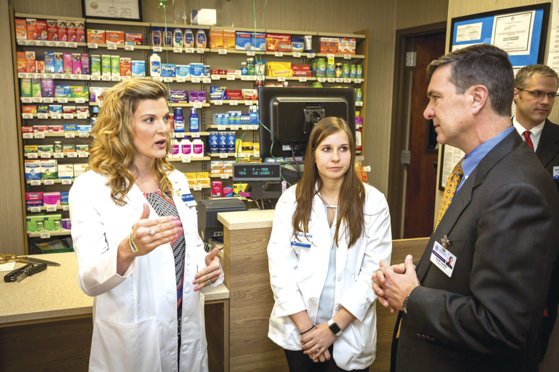 Kroger Pharmacy partners with Memorial Health System   News