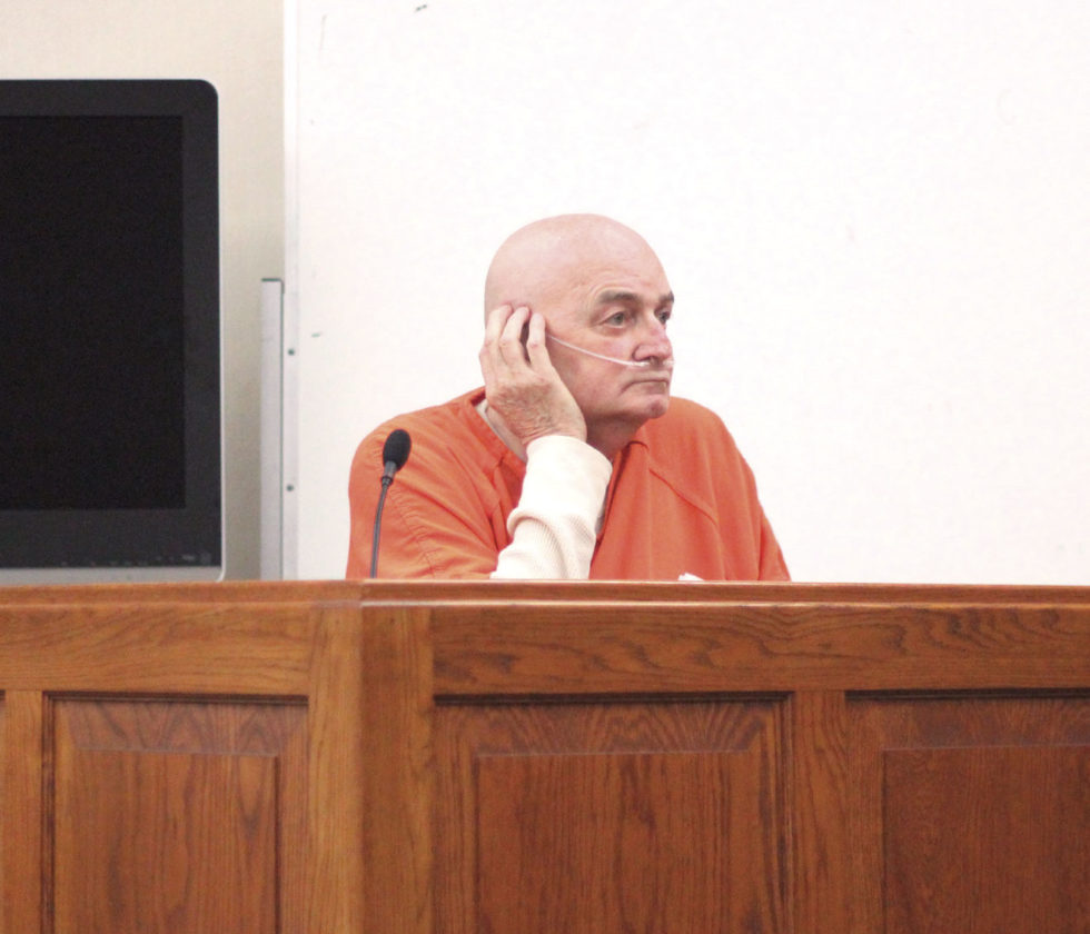 ... on the witness stand in Washington County Common Pleas Judge Mark  Kerenyi's courtroom Wednesday to hear the parameters of being a registered  Tier II sex ...