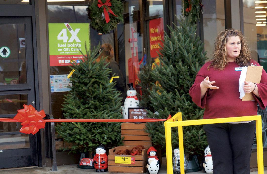 Kroger Christmas Hours.Kroger In Parkersburg Reveals Renovations News Sports