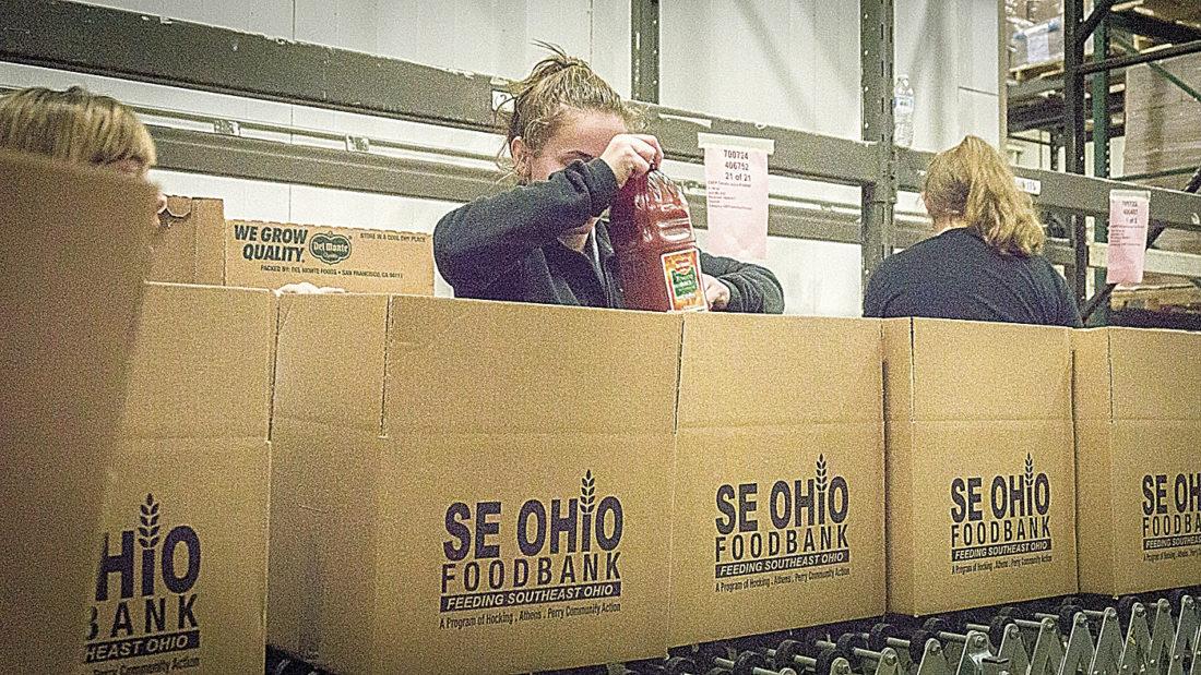 Southeastern Ohio Regional Food Bank