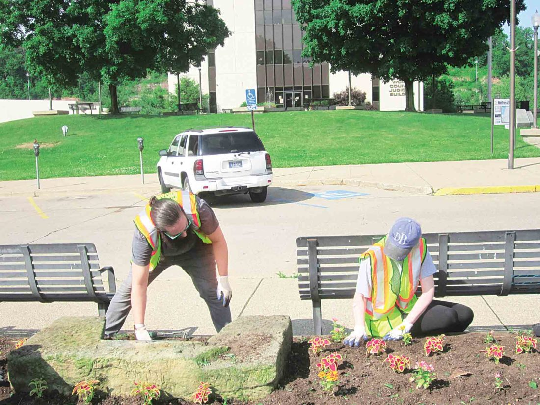 Efforts work to clean up Parkersburg, Wood County | News