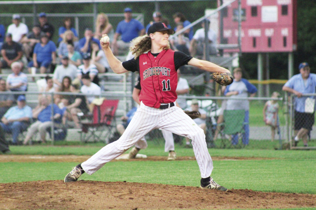 Indians' pitcher Brayden Lesher leads Class AA All-State