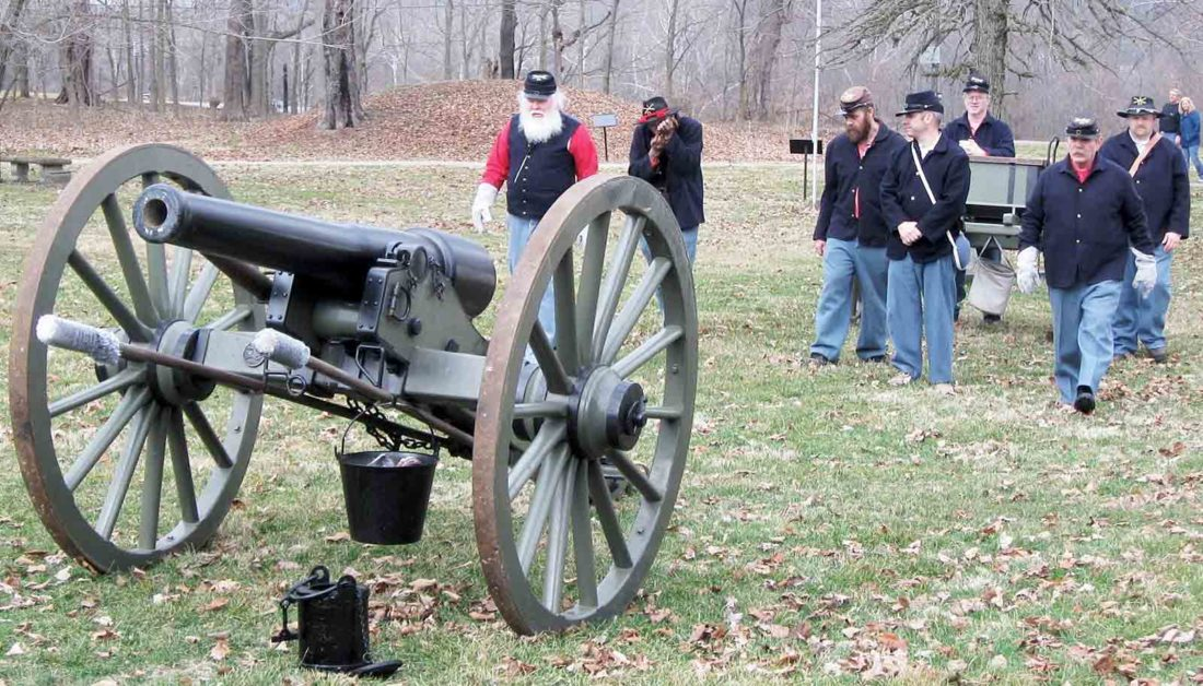 Civil War Re-enactment Weekend slated near Williamstown
