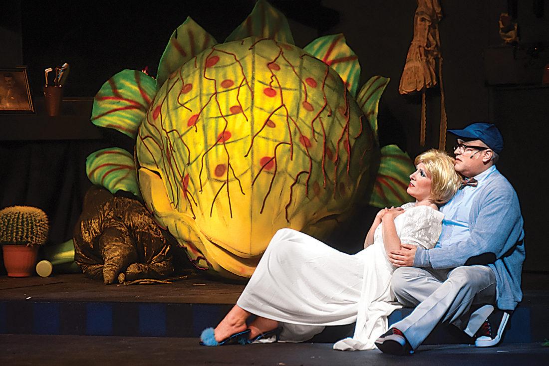 Actors Guild Of Parkersburg To Stage Little Shop Of