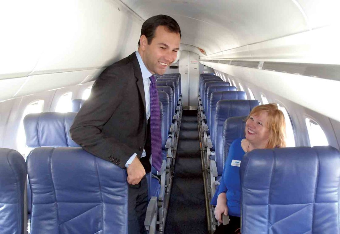Mid-Ohio Valley Regional Airport welcomes Contour Airlines