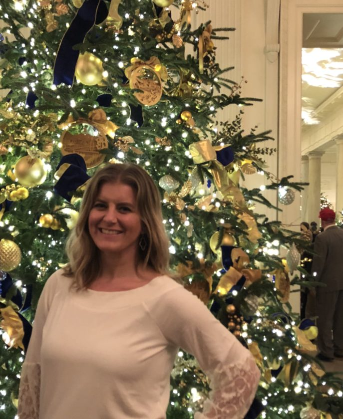 Local Christmas Trees: Parkersburg Woman Helps Decorate White House Christmas