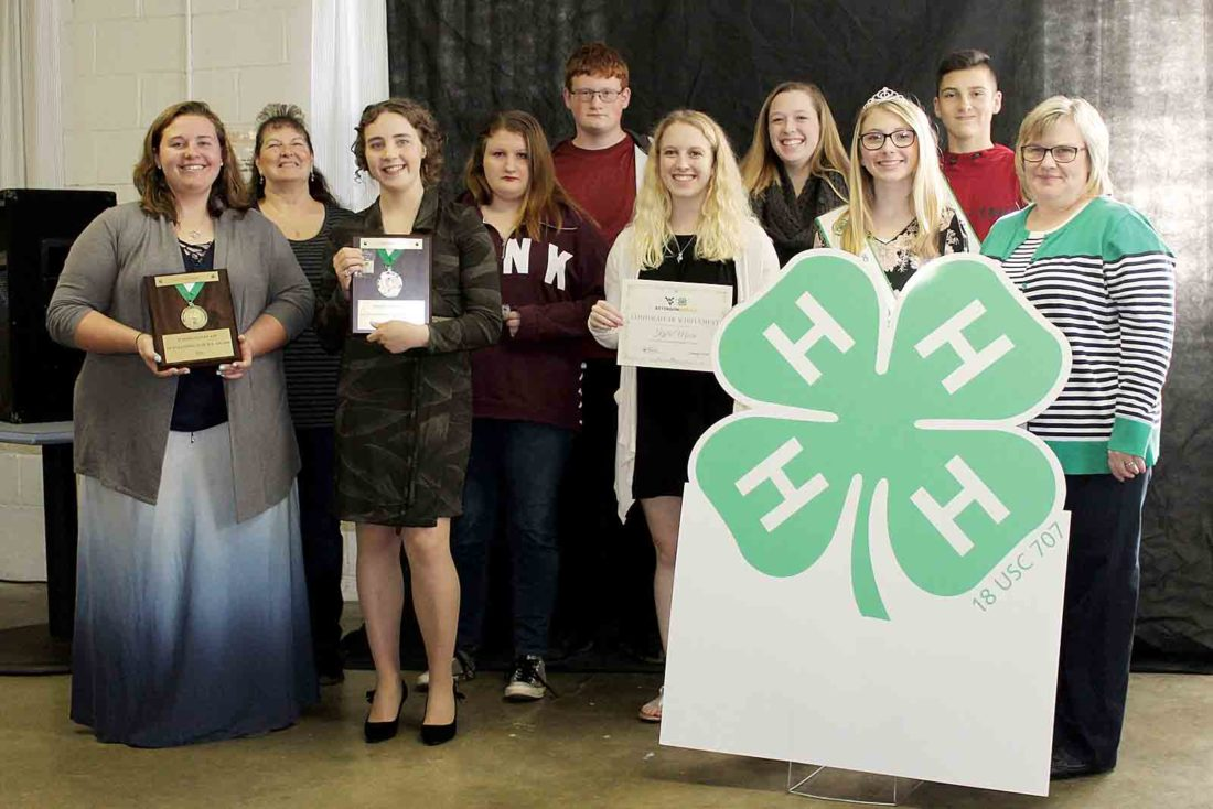 Wood County 4-H celebrates accomplishments at annual banquet | News