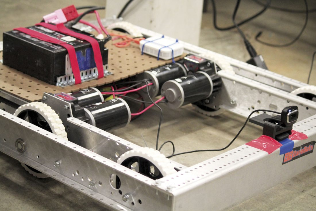 Wood County team to compete in FIRST Robotics Competition | News