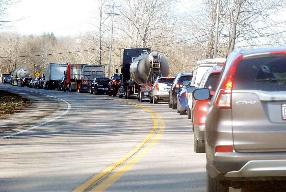 Four injured in three-vehicle crash on I-77 | News, Sports, Jobs - News