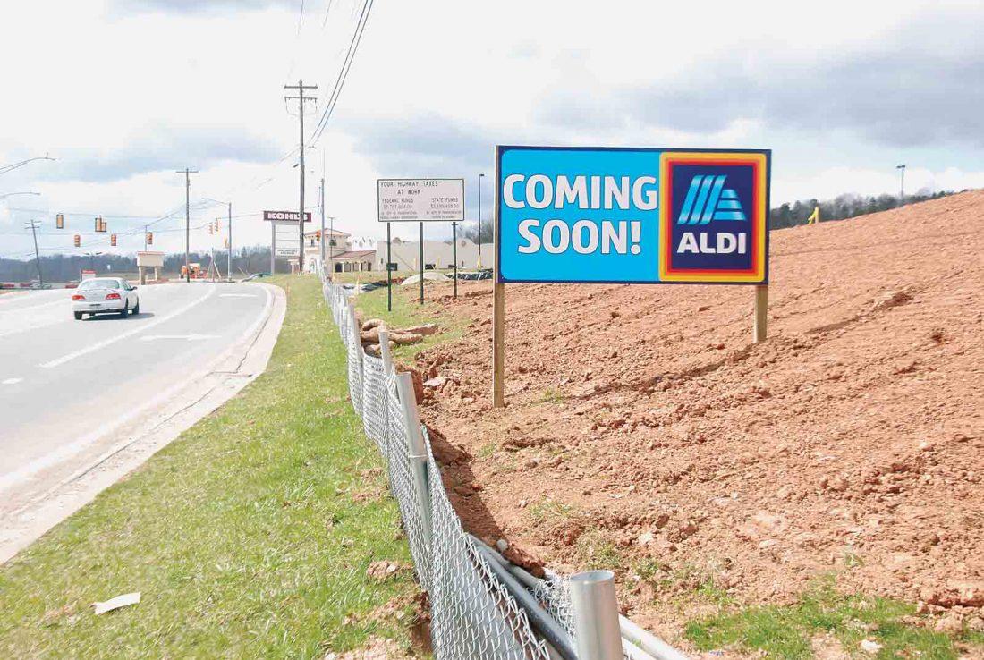 Aldi To Open In Parkersburg In 2019 News Sports Jobs