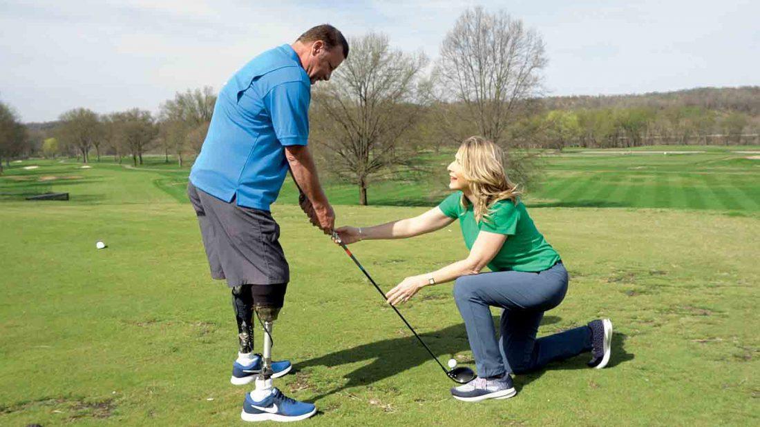 Free Adaptive Golf Clinic Set For Vienna