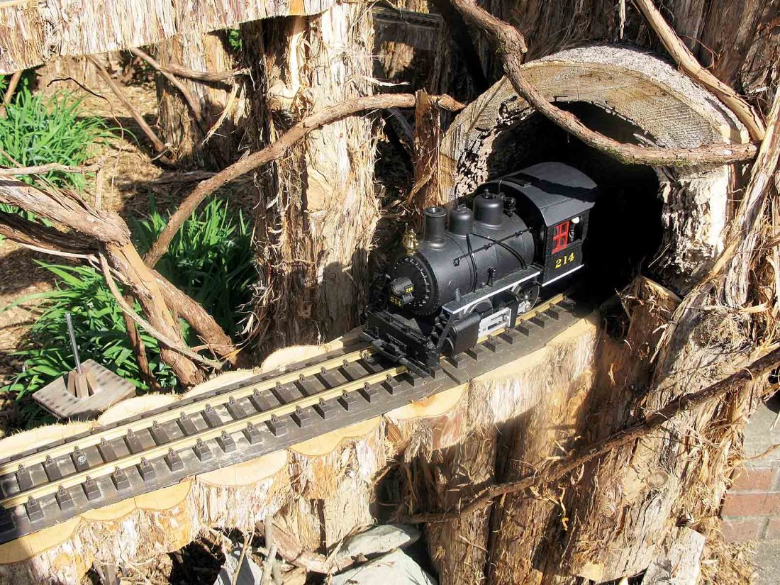 Model train display chugging along at Ohio Valley Health Care | News