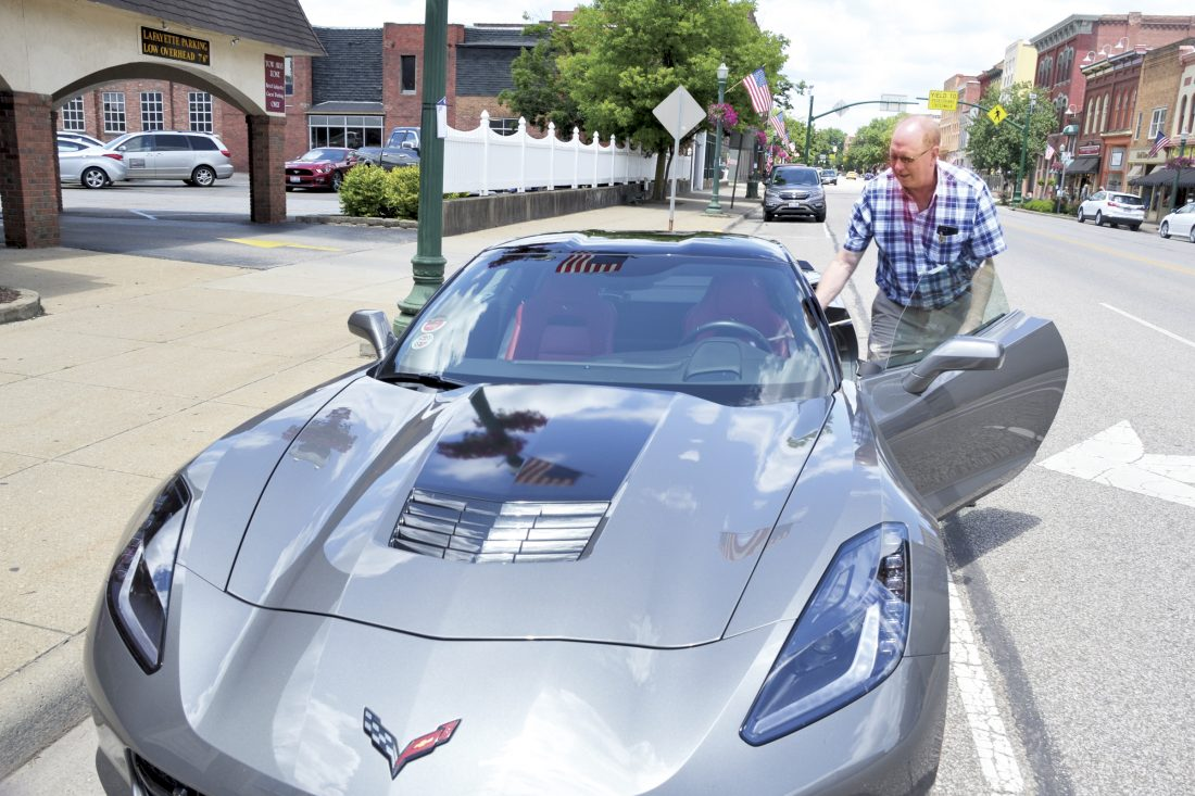 Father's Day car show in Marietta an engine for family bonding