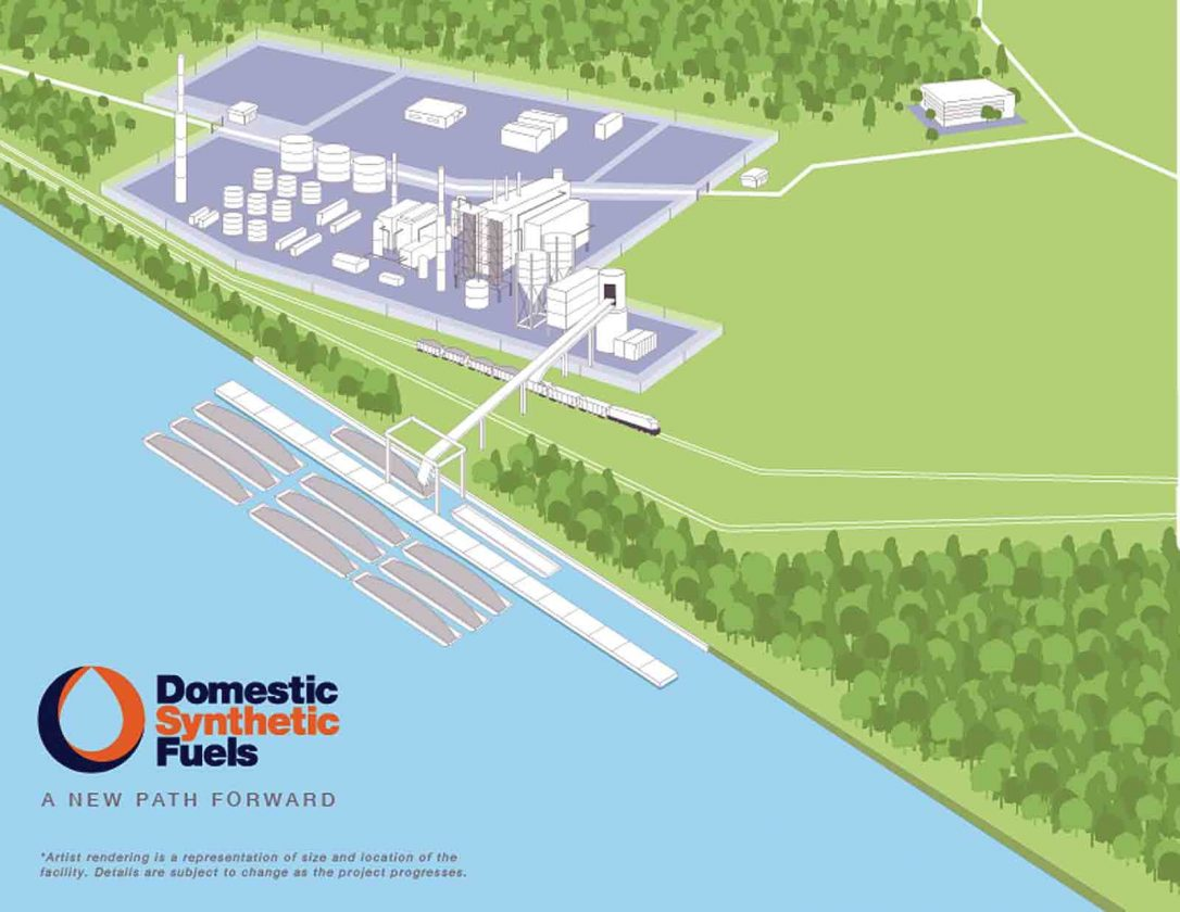 $1 2B coal-to-liquids plant planned for Mason County   News