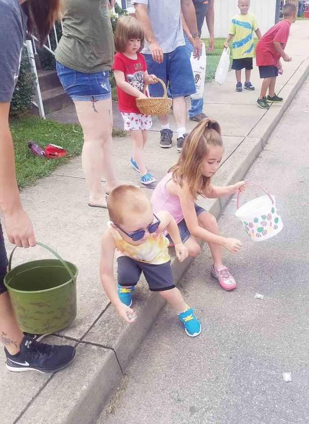 Wirt County residents turn out for ice cream social | News