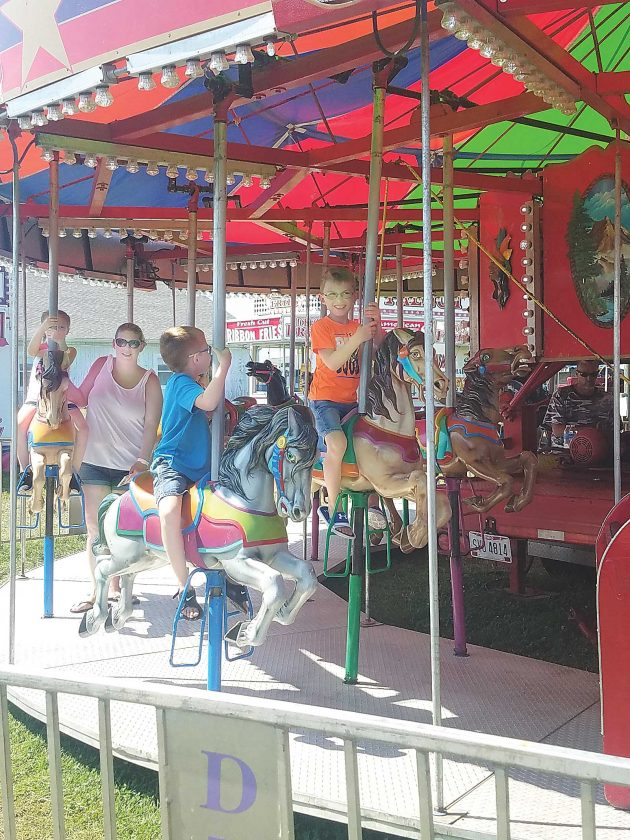 West Virginia Interstate Fair wraps up with livestock