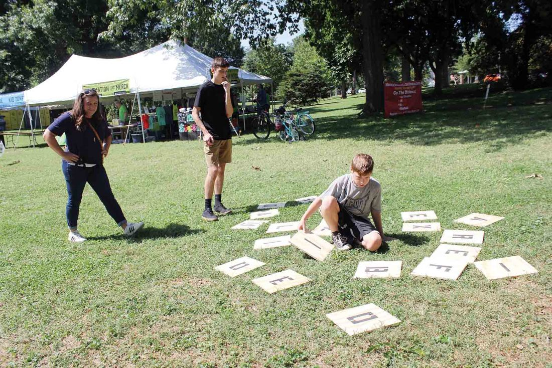 Sunny weather breathes life back into Rivers, Trails and Ales Festival