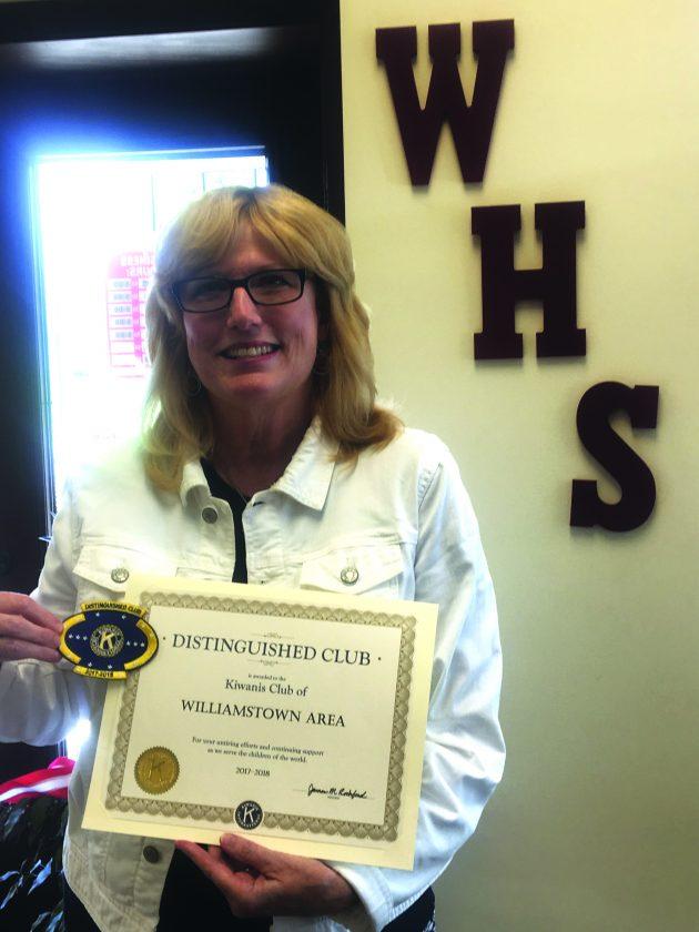 Two Wood County Kiwanis Clubs honored | News, Sports