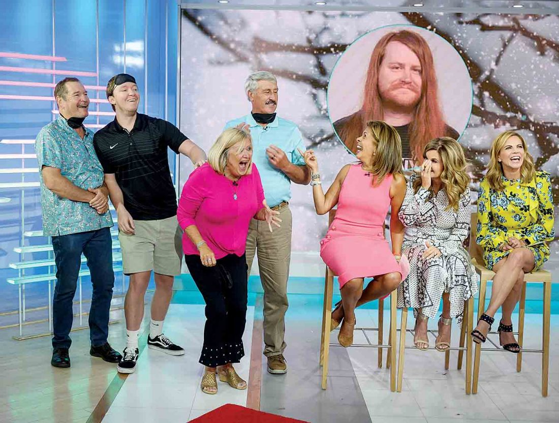 Coolville mother, son get makeovers on 'Today Show' | News