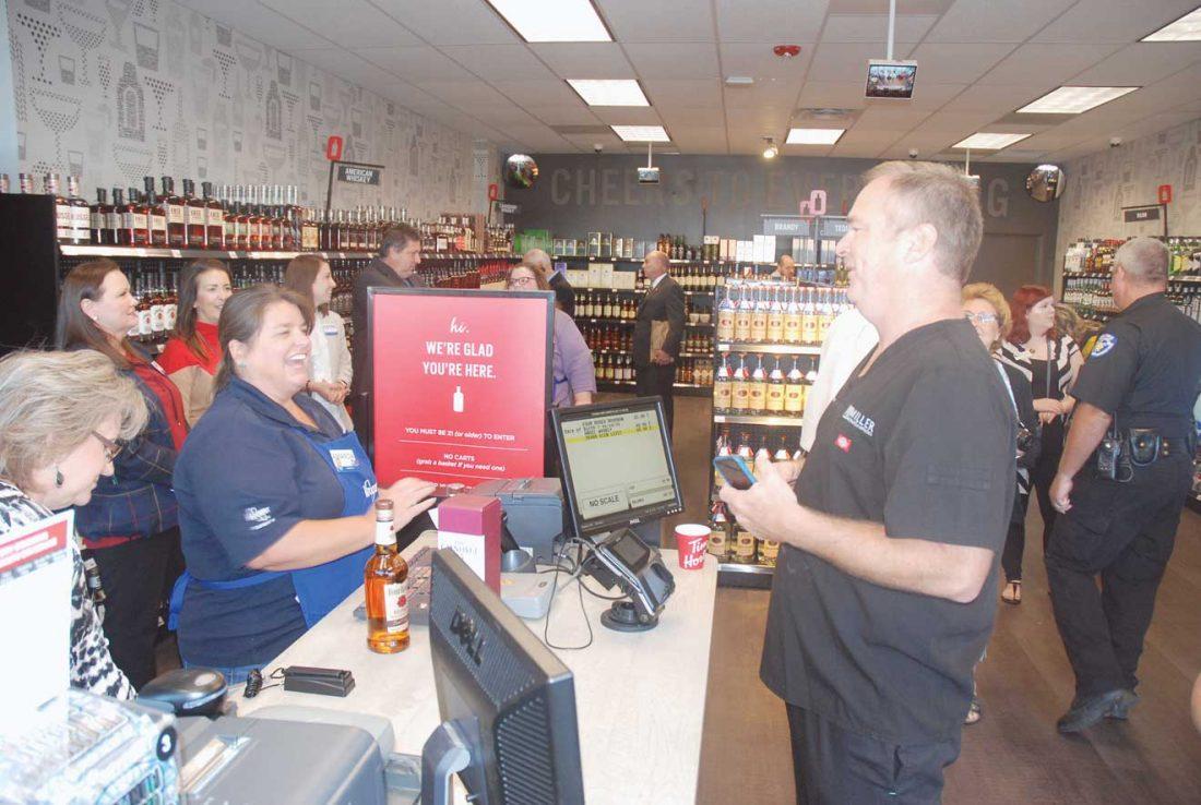 Kroger Belpre Ohio >> First Retail Liquor Store Opens In Belpre News Sports Jobs