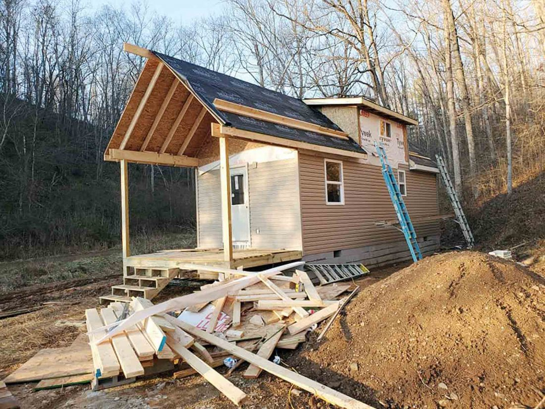 Jackson County Group Building Tiny Houses For Homeless Veterans