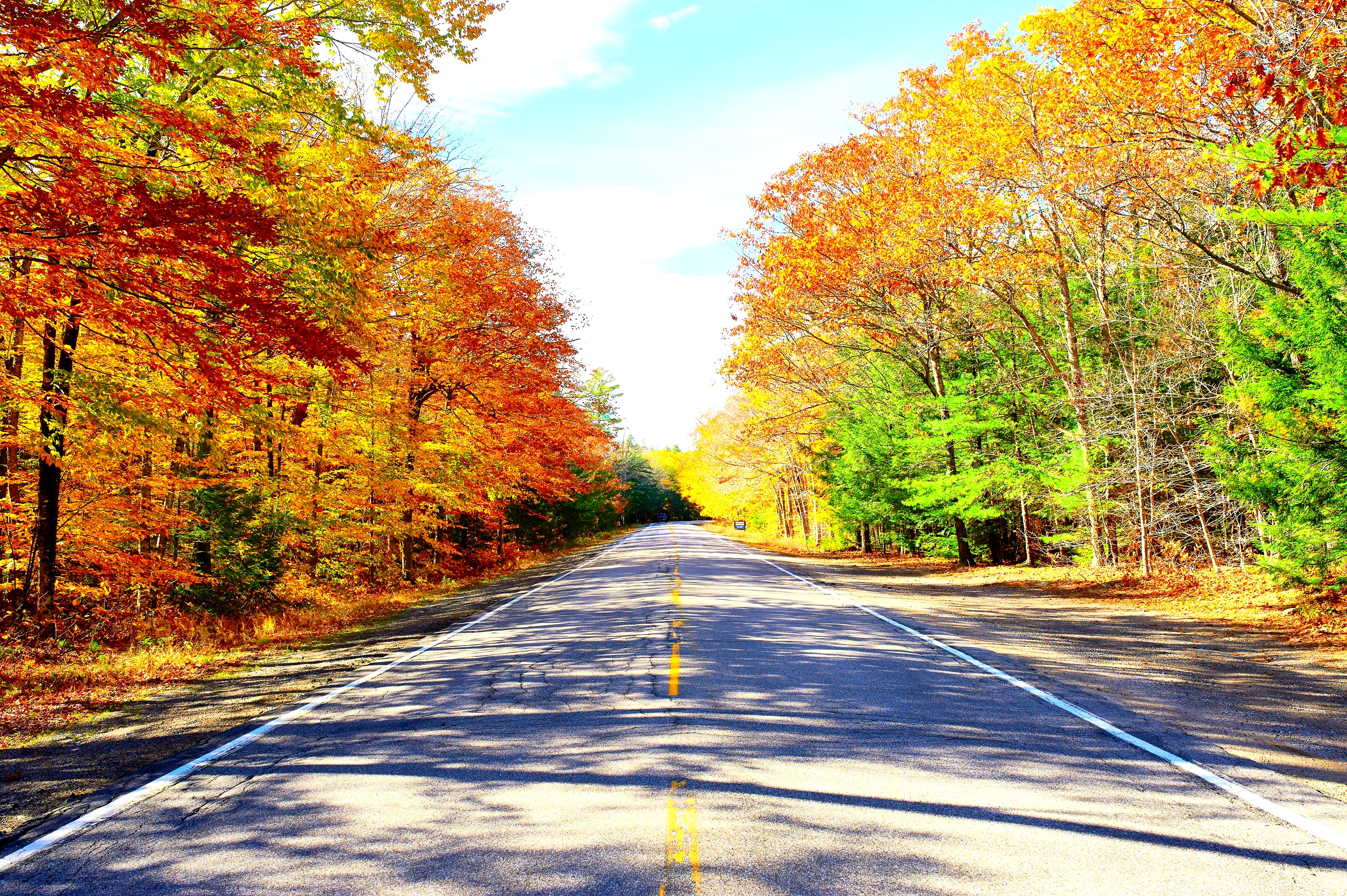 Best Fall Foliage Drives In New Hampshire: Scenic Tours Of